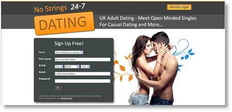 White Label Dating Website No Strings 24-7
